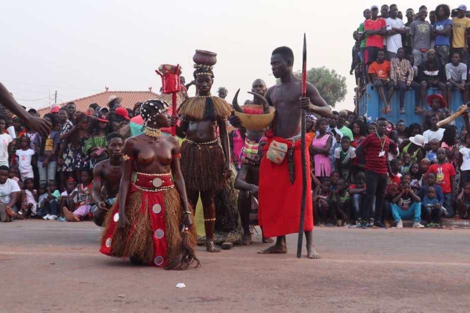 Carnaval de Bissau 2018