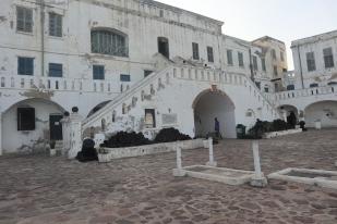 Le fort aux esclaves