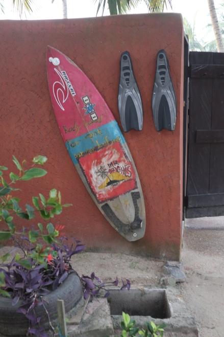 Un spot de surf reconnu